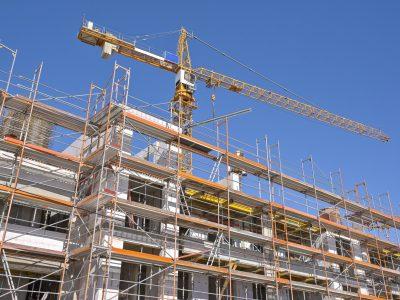 Wohnung bauen